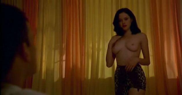 Rose Mcgowan Tits