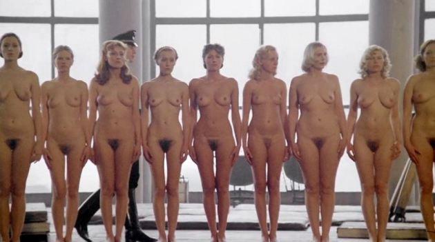 Salon Kitty Movie Nude Scenes