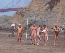 San Francisco Nude Beach