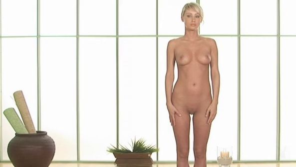 Sara Underwood Nude Yoga