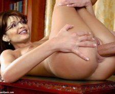 Sarah Palin Fake Nude Porn