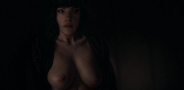 Scarlett Johansson Nude Tits