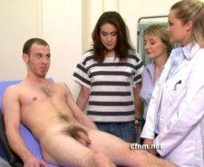 School Nurse Cfnm Inspection