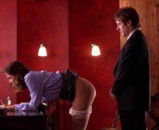 Secretary Movie Maggie Gyllenhaal Nude