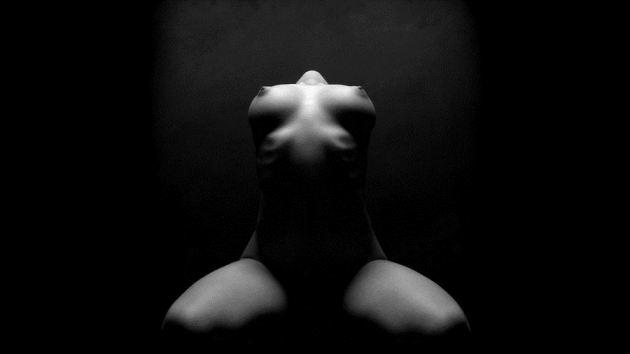 Sensual Nude Babe Hot Girl