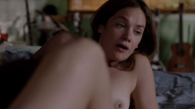 Sexy Celeb Ruth Wilson Topless In Bed