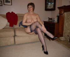 Sexy Mature Granny Legs