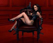 Sexy Nikita Maggie Q