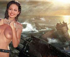 Sexy Nude Tomb Raider