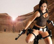 Sexy Tomb Raider Nude