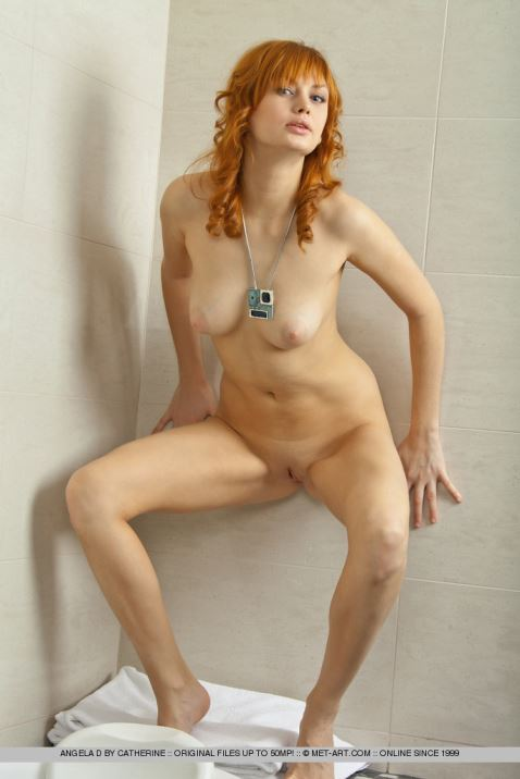 Sexy nude red heads