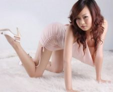 Siao Qian Asian Model Posing Hi Quality Exotic