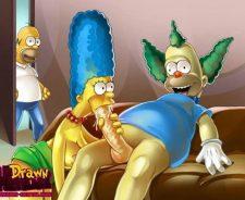 Simpsons Fear Cartoon Porn