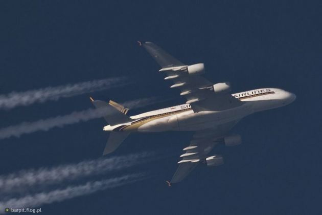 Singapore Airlines A