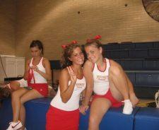 Skirts Cheerleader Flash