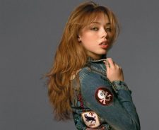 Skye Sweetnam Jeans Shirt Redhead