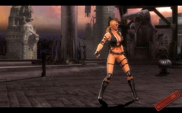 Sonya Blade Nude Mod