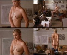 Sophia Myles Art School Confidential Nude