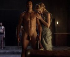 Spartacus Naked Scenes