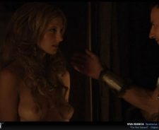 Spartacus Viva Bianca Naked