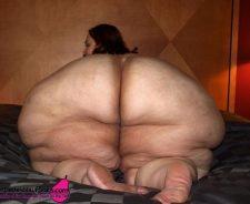 Ssbbw Pear Bottom Ass