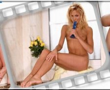 Stacy Keibler Fakes