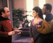 Star Trek Counselor Deanna Troi
