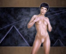 Star Trek Enterprise T Pol Nude