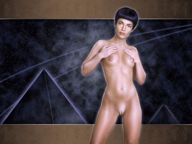 Star Trek Enterprise T Pol Nude
