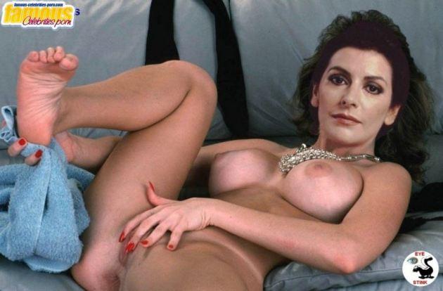 Star Trek Marina Sirtis Nude Fakes
