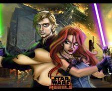 Star Wars Rebels Luke Skywalker