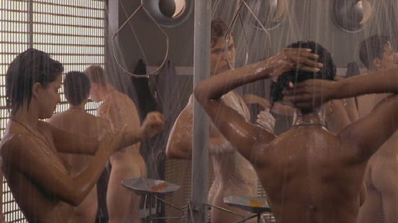 Starship Troopers Nude
