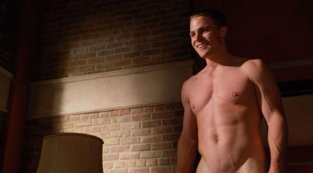 Stephen Amell Naked