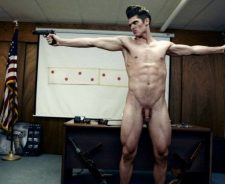 Steven Klein Naked Model