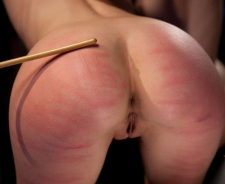 Submissive On Her Hands And Knees
