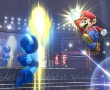Super Smash Bros Wii U Mega Man