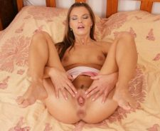 Suzie Carina Spread Pussy