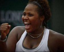 Taylor Townsend Tennis Player