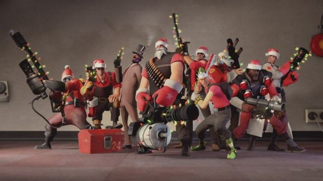 Team Fortress 2 Christmas