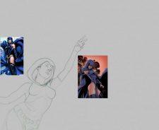 Teen Titans Raven Nsfw