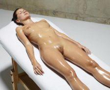 Tereza Sensual Oil Massage