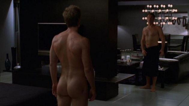 Thad Luckinbill Nip Tuck Naked