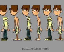 Total Drama Island Cody