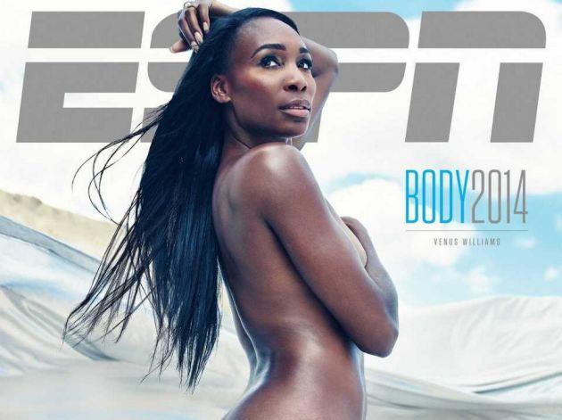 Venus Williams Espn Body Issue