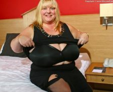 Very Large Young Breasts