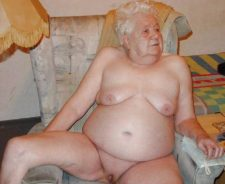 Very Old Fat Granny