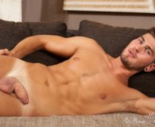 William Higgins Nude Model Ass