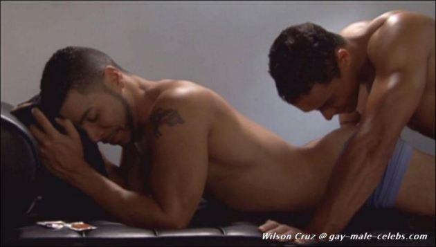 Wilson Cruz Gay Nude