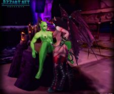World Of Warcraft Night Elf Big Tit Porn