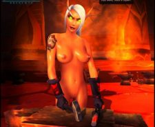 World Of Warcraft Sexy Girls Porn